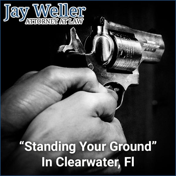"Clearwater Florida ""Standing Your Ground"" law"