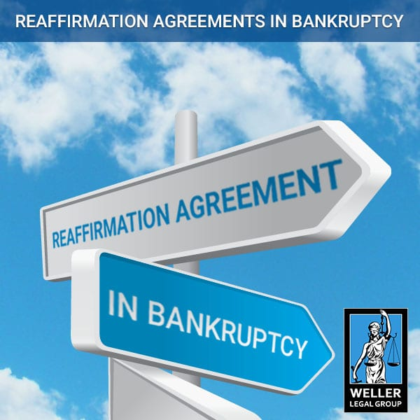 Bankruptcy: Understanding Reaffirmation Agreements