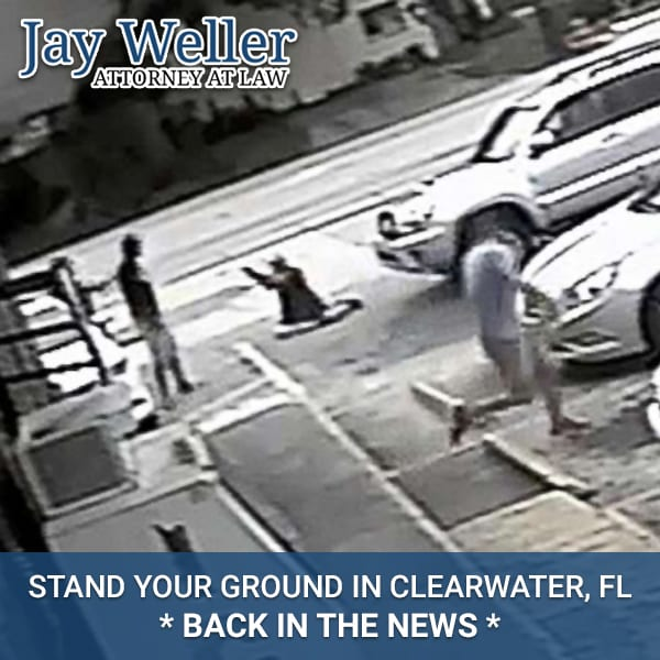 """Stand Your Ground"" In Clearwater, Fl"