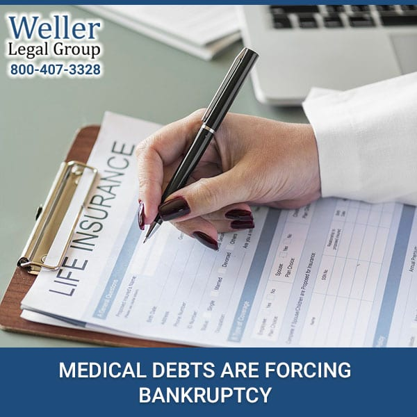 Medical Debts Are Forcing Bankruptcy