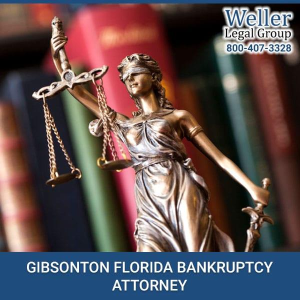 GIBSONTON FLORIDA BANKRUPTCY ATTORNEY