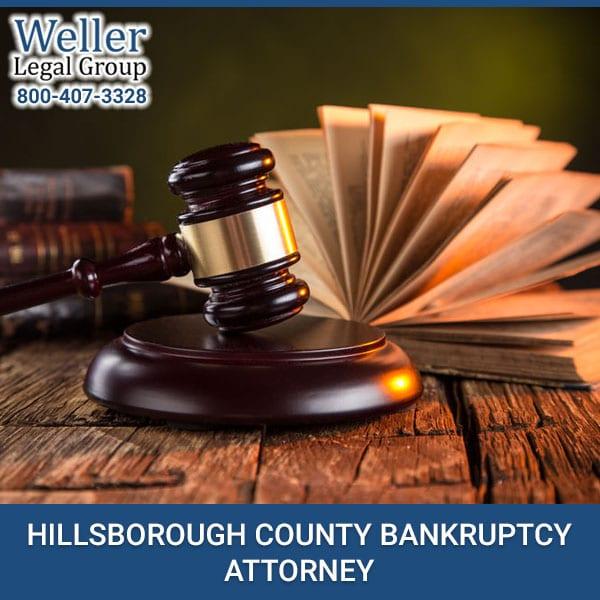 HILLSBOROUGH COUNTY BANKRUPTCY ATTORNEY