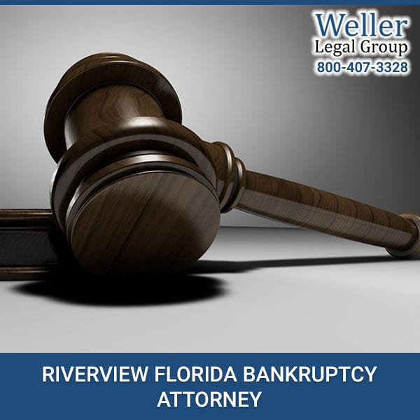 RIVERVIEW FLORIDA BANKRUPTCY ATTORNEY