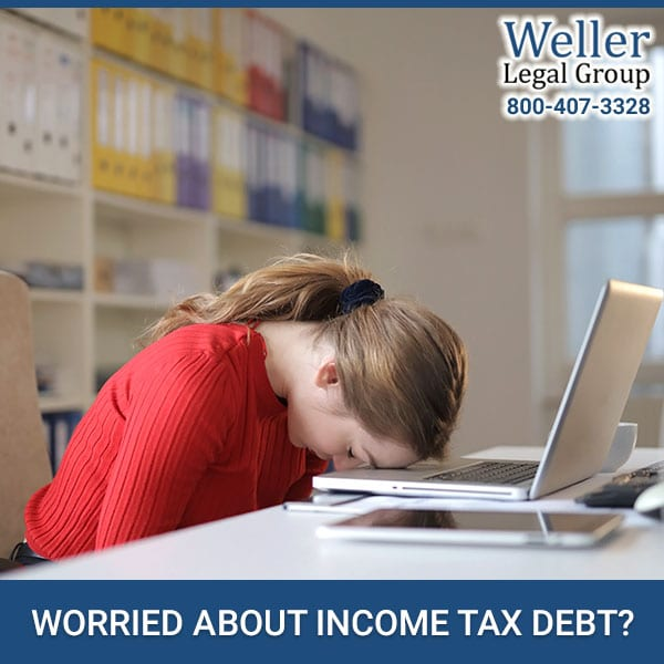 Worried About Income Tax Debt?