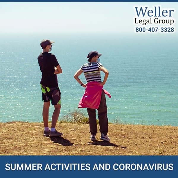 Summer Activities And Coronavirus