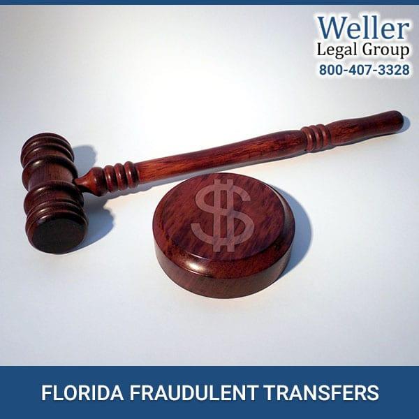 FLORIDA FRAUDULENT TRANSFERS