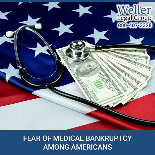 Fear Of Medical Bankruptcy Among Americans