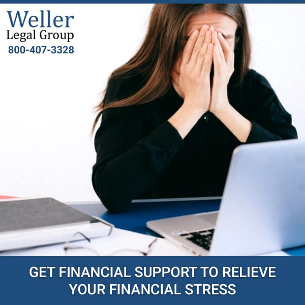 Get Financial Support To Relieve Your Financial Stress