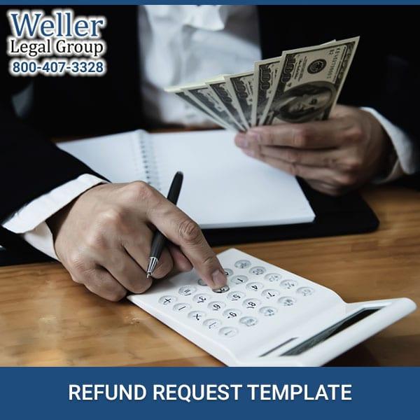 Refund Request Template