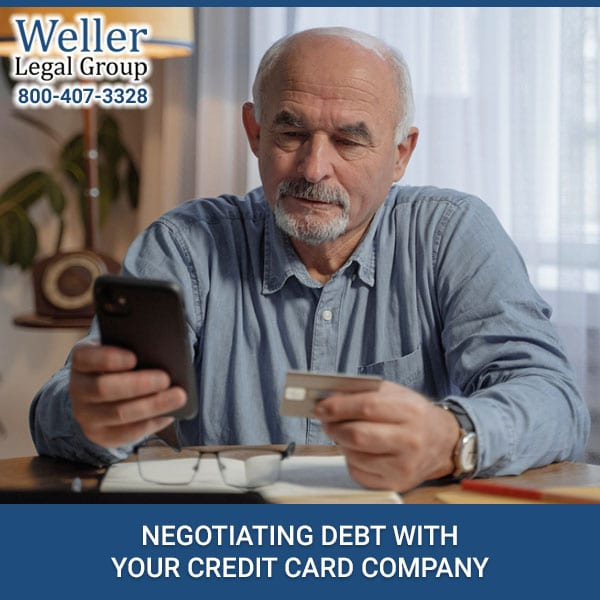 Negotiating Debt With Your Credit Card Company
