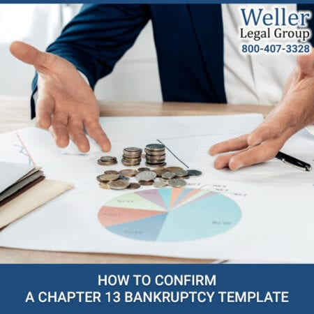 How To Confirm A Chapter 13 Bankruptcy Template