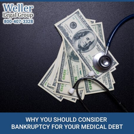 Why You Should Consider Bankruptcy For Your Medical Debt