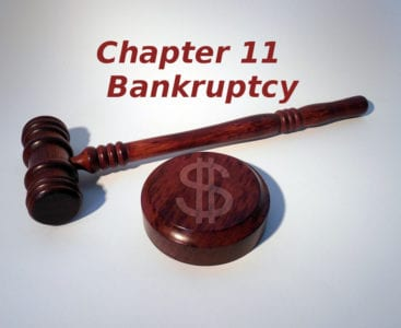 Chapter 11 Bankruptcy Filings