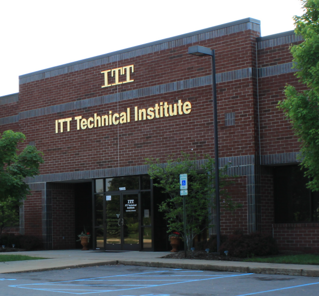 ITT CLOSING - OPTIONS FOR ITT STUDENTS