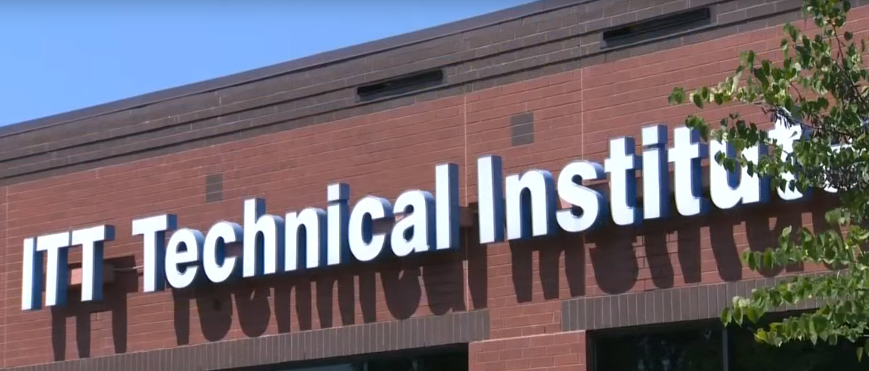 ITT TECHNICAL SCHOOL CLOSING PART II - A SYMPTOM OF A GREATER DISEASE