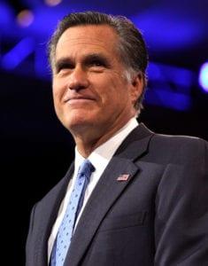 Mitt Romney American businessman