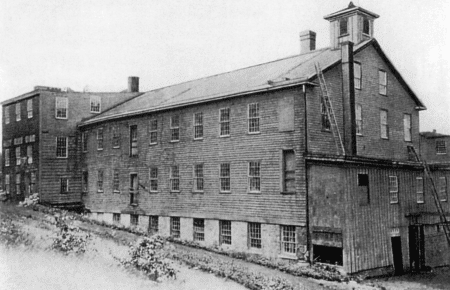 The company's factory in Ilion, NY