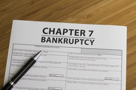 Chapter 7 Bankruptcy In 982 Words