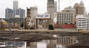 The City Of Detroit Is In Bankruptcy