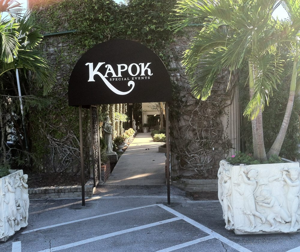 SAM ASH MUSIC STORE FORMALLY THE KAPOK TREE RESTAURANT