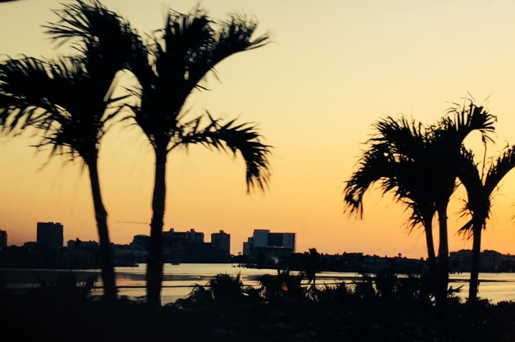 Clearwater Beach FL sunset